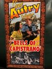 BELLS OF CAPISTRANO Gene Autry Collection VHS Video Tape