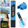 Digital TDS Meter Tester Hydroponics Water Test Pen Blue High Quality TH1211