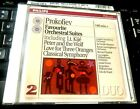 Prokofiev: Favourite Orchestral Suites (2x CD 1994, 2 Discs, Philips)