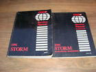1991 Chevrolet Geo Storm Service Manual  Electrical Diagnosis Supplement MWIO