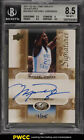 2011 UD All-Time Greats Signatures Michael Jordan AUTO 25 BGS 8.5 NM-MT+ (PWCC)