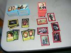 308 Card Lot 1977 TOPPS STAR WARS BLUE SERIES 17 STICKERS & 182 RED SERIES + 6