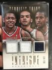 BRADLEY BEAL NOAH HORFORD 2012-13 INTRIGUE ROOKIE TRIPLE GATORS JERSEY PATCH 49