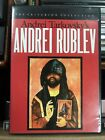 Andrei Tarkovskys Andrei Rublev Criterion Collection 1999 DVD FREE SHIP