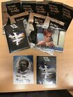 Bowie the man who fell to earth Base Autograph Promo Bundle.