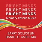 Barry / Amen Md,Daniel G Goldstein - Bright Minds: Memory Rescue Music [CD New]