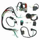CDI Wiring Harness Ignition Coil Rectifier Switch Kit for 50cc 125cc Motorcycle