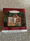 Hallmark 1999 Keepsake Ornament David and Goliath  Favorite Bible Stories NIB