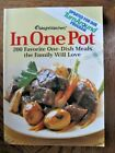 In One Pot 200 One Dish Meals from Weightwatchers Paperback 2004
