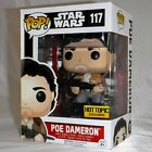 POP! Star Wars #117 Poe Dameron (Hot Topic Exclusive) The Force Awakens NM+