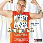 Country Hits Biggest Loser Workout Mix Various Petty Richard EACH CD 2 B