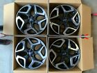 OEM 2018 2019 Subaru Crosstrek 18 Wheels Rims Factory ALY68857U30 28111FL06