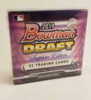2019 Bowman Draft Sapphire Edition Online Exclusive Baseball Factory Sealed Box