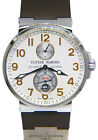 Ulysse Nardin Maxi Marine Chronometer Steel/Titanium Mens 41mm Watch 263-66