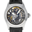 Corum 82.150.20 Skeleton Bubble Stainless Steel Automatic Watch Box