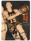 TOM HEINSOHN 1993 ACTION PACKED AUTO AUTOGRAPH CARD!