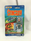 Vintage Matchbox 1992 Stingray Carded Figure Troy Tempest Gerry Anderson British