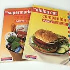 Weight Watchers 123 Success Program Food Dining Out  Supermarket Companion Book