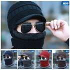 Winter Warm Fleece Balaclava Hat Beanie Snow Ski Neck Face Mask Hood Cxz RoVyC