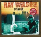 RAY WILSON Change CD Genesis / Stiltskin Melodic Rock / AOR BRAND NEW Ltd Digi