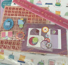 Scrapbooking Supplies Sticker  Punch out Sheets Borders Frames Tags  More