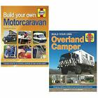Build Your Own Motorcaravan Build Your Own Overland Camper Manual 2 Books Co