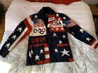 Polo Ralph Lauren 2014 Olympic Opening Ceremony Sweater Team USA size L