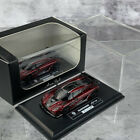 Frontiart AvanStyle 187 Koenigsegg AGERA RS Diecast Car Model Resin Red Wine