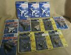 NIP Sky Wings  Jet Fighters Die Cast Air Plane Planes Aircraft Jet Lot of 12