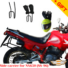 For Honda NX650 RD02 Dominator Side carrier pannier rack cases,soft bag,Bonus