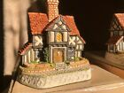 david winter cottages The Rectory From English Village Mint Coa