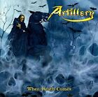Artillery - When Death Comes [New CD] Bonus Track, Japan - Import