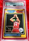 1989 STARTING LINEUP CHARLES BARKLEY ONE ON ONE PSA 9
