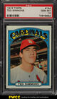 1972 Topps Ted Simmons #154 PSA 10 GEM MINT (PWCC)