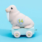 Age 14 Precious Moments Train Its Your Birthday Live It Up Large Walrus Fourtee
