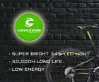 Cannondale LED ILLUMINATED SIGN WALL MOUNTED LIGHT BOX for Garage Man Cave