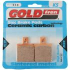 Front Disc Brake Pads for Malaguti Ciak 150 2001 150cc  By GOLDfren