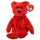 TY Beanie Baby - SIZZLE the Bear (8.5 inch) - MWMT's