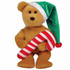 TY Beanie Baby - TASTY the Holiday Bear (9 inch) - MWMTs Stuffed Animal Toy