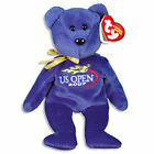 TY Beanie Baby - TOPSPIN the US OPEN Bear (US Open Exclusive) (8.5 inch) - MWMTs