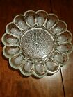 Vintage Indiana Glass Hobnail clear 11.25