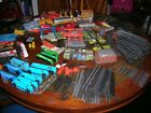 HUGE MIXED LOT HO SCALE TRAIN SET,ENGINES,CARS,TRACK, TYCO and BACHMAN