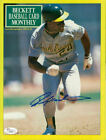 Rickey Henderson Cards, Rookie Card and Autographed Memorabilia Guide 29