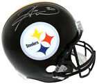 Hines Ward Autographed Signed Pittsburgh Steelers Replica Helmet BAS 24221