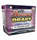 2019 Bowman Draft Sapphire Chrome sealed box--Online excluse that sold out!