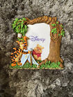 Disney Winnie The Pooh Tigger 3D Photo Picture Frame Camping Tent Collectible