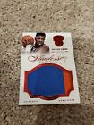 Patrick Ewing 2012-13 Flawless Jersey Patch Relic 15 Ruby 73 Knicks Card