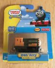 Thomas Train And Friends Iron 'Arry Die Cast Metal Fisher Price Take N Play New