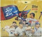 2019 TOPPS BIG LEAGUE BASEBALL HOBBY BOX FACTORY SEALED NEW