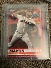 2019 Topps Update Corbin Martin US149 Mothers Day Pink 43 50 Astros Rookie